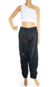 Front view of GIVENCHY Track Pants Size: No tags, fits like L