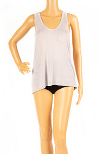 Front view of ALEXANDER WANG Tank top Size: Small