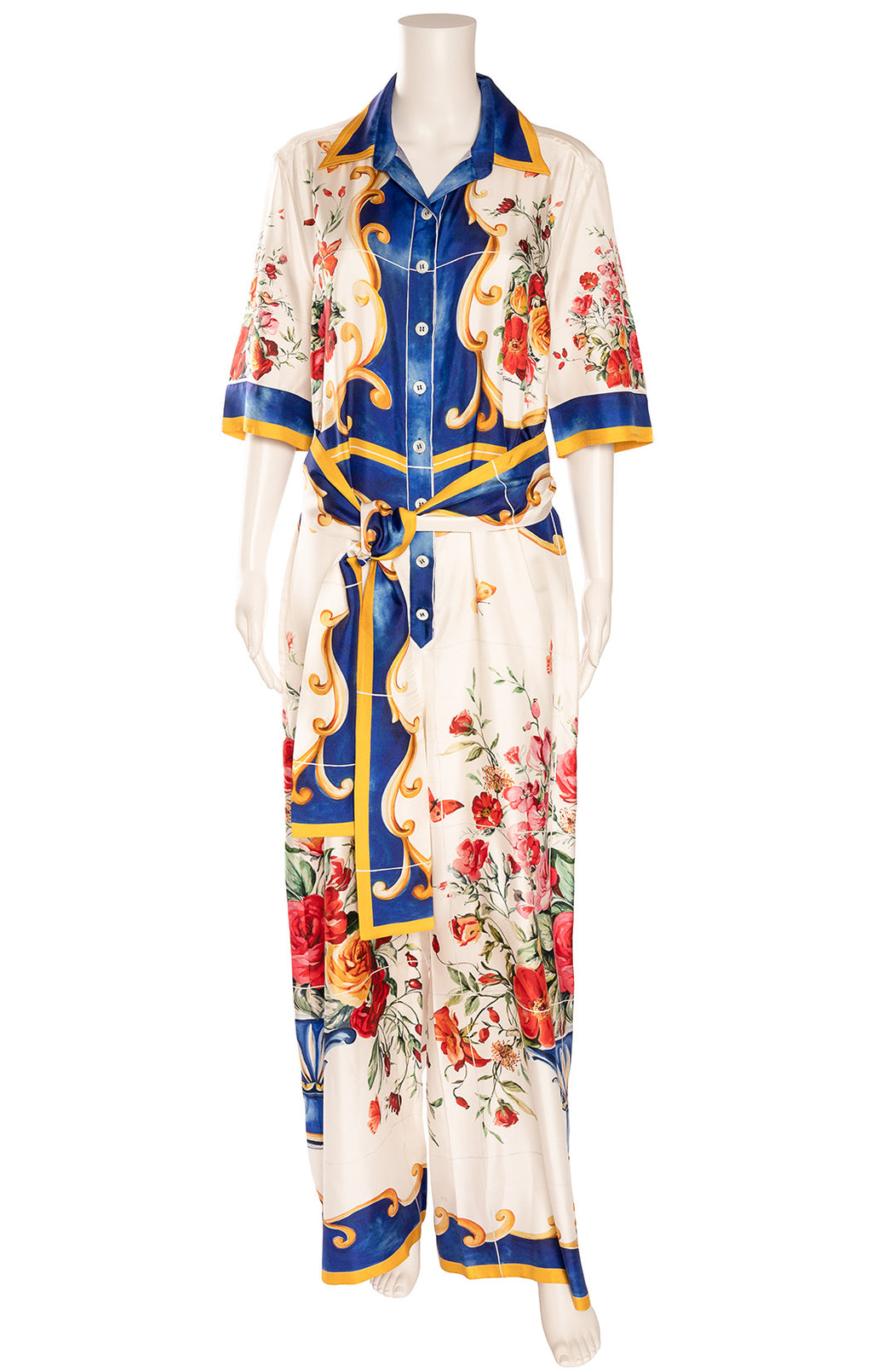 DOLCE & GABBANA  Jumpsuit  Size: IT 44 (comparable to US 8)