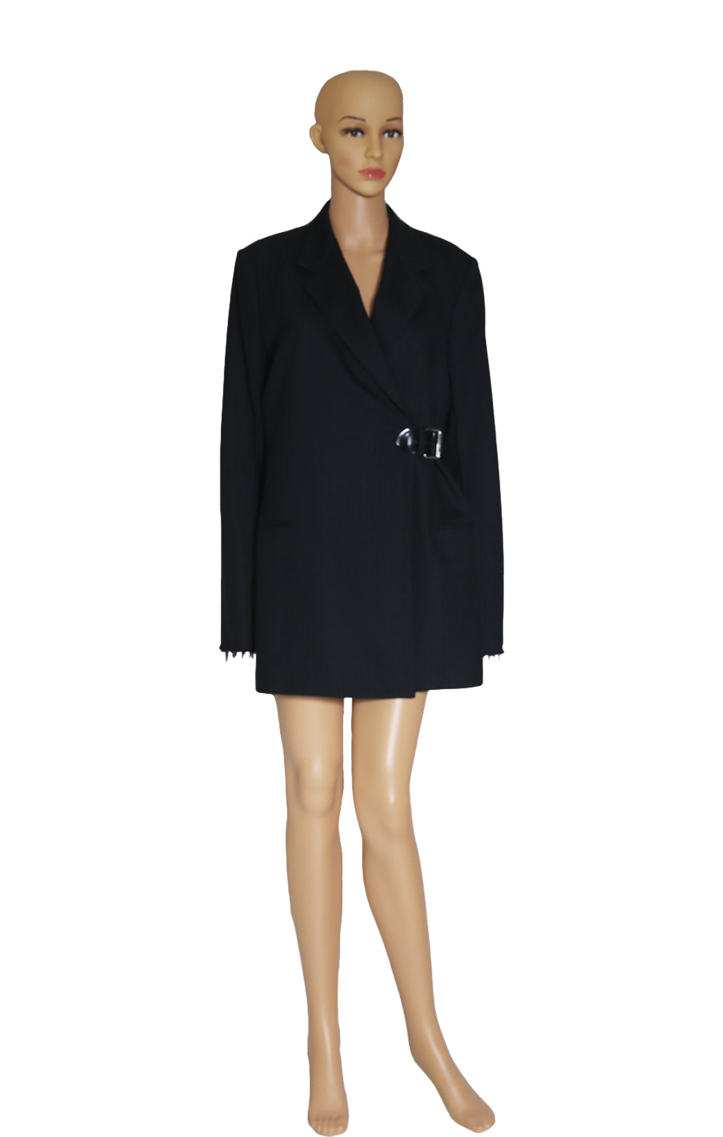 Front view of HELMUT LANG Blazer Size: US 6