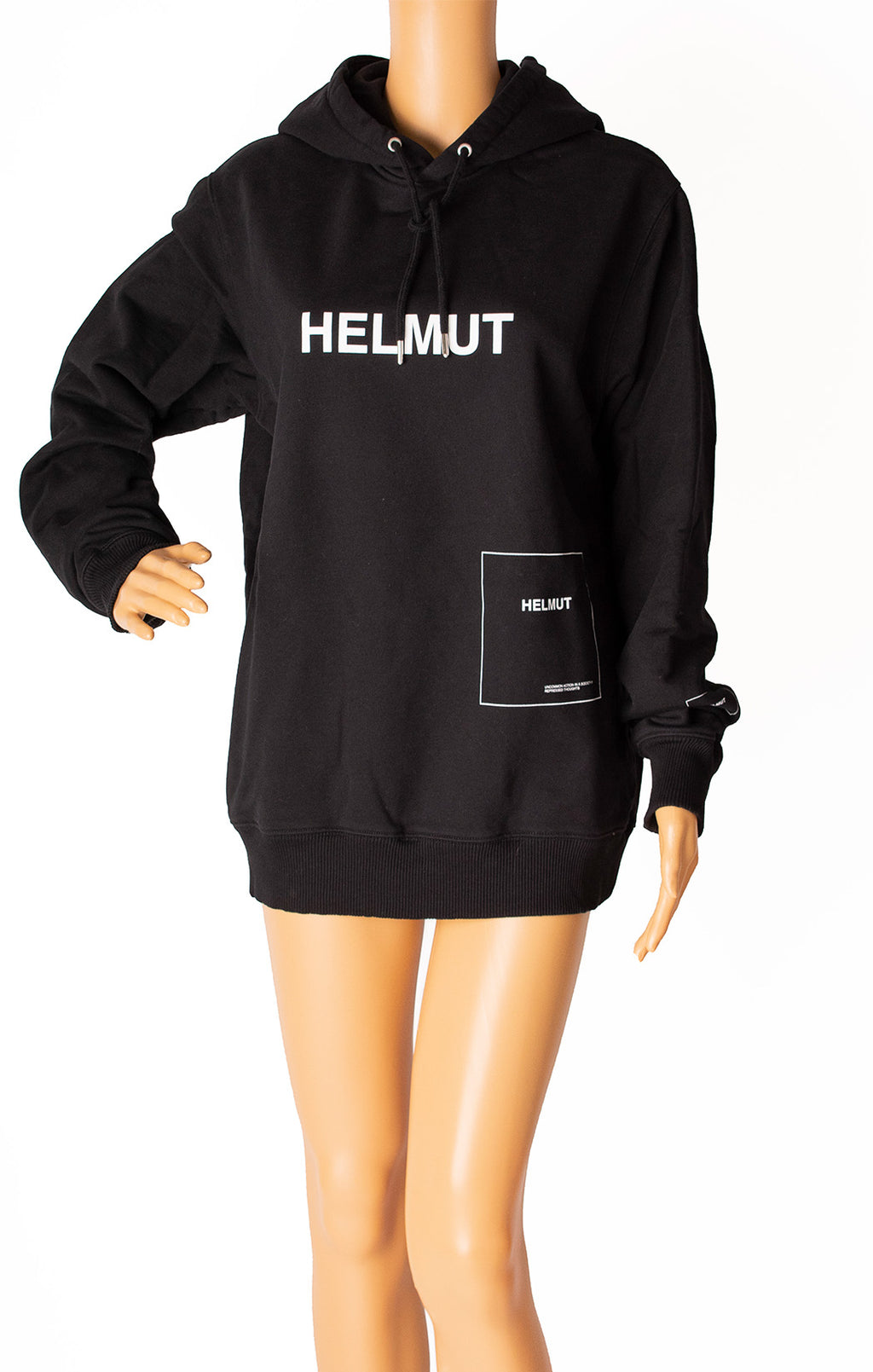 Front view of HELMUT LANG Sweatshirt Size: Medium