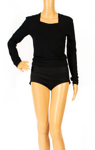 Front view of HERVE LEGER PARIS Top Size: XS