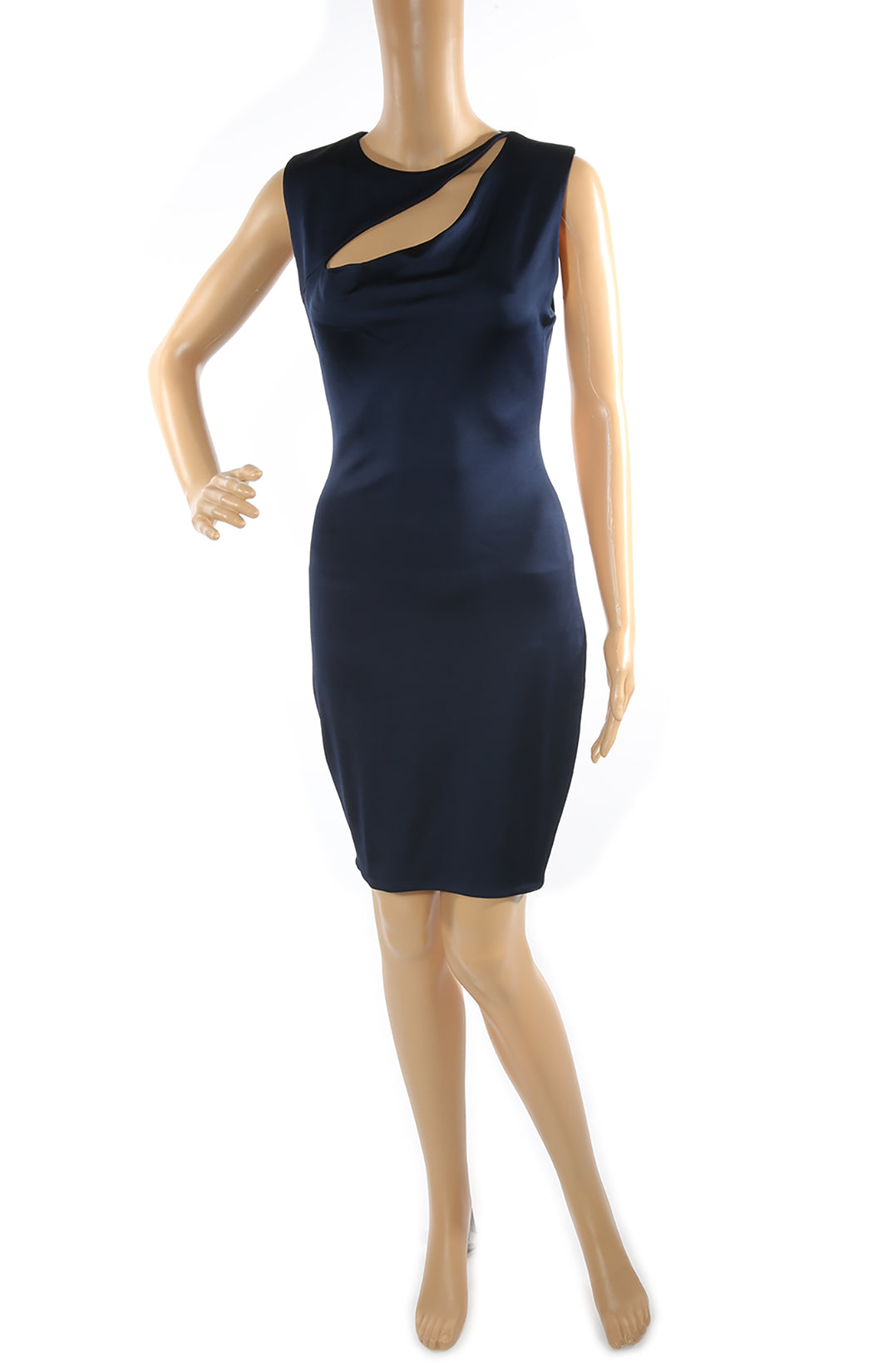 Front view of CUSHNIE ET OCHS Dress Size: US 4