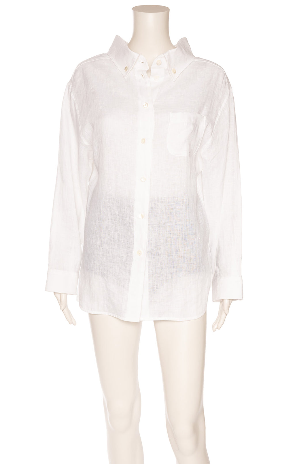 EMPORIO ARMANI Shirt Size: IT 42 (comparable to US 4-6)