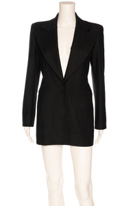 CLAUDE MONTANNA  Blazer Size: FR 38 (comparable to US 2-4)