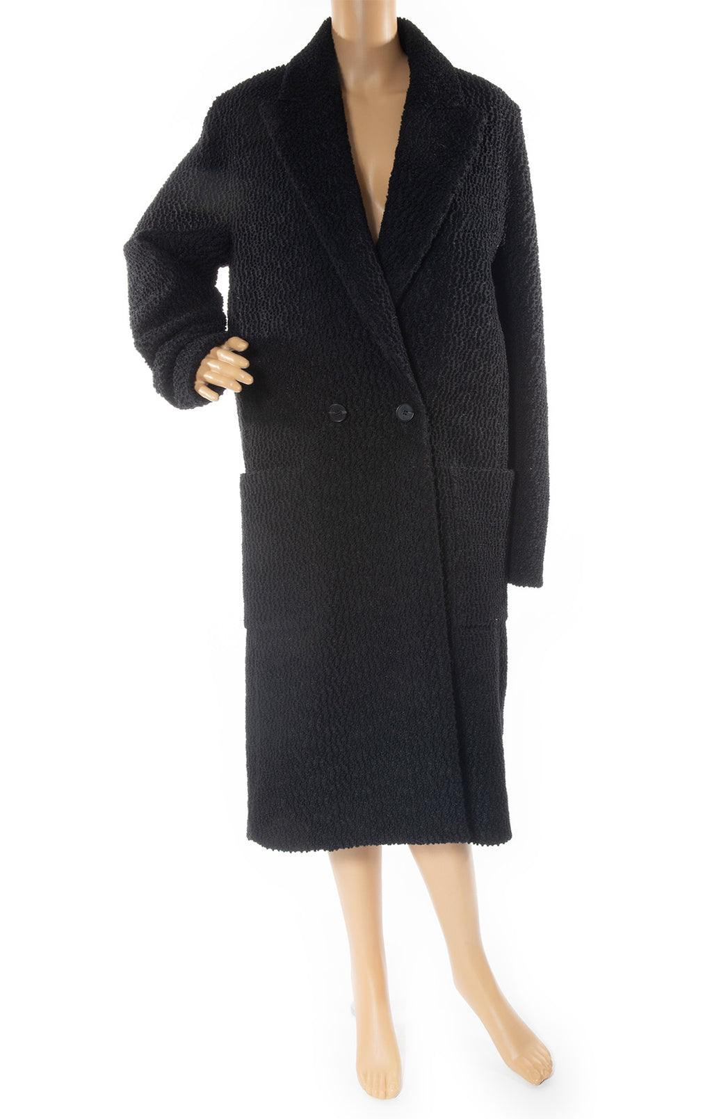 Front view of ZAID AFFAR Coat Size: No tags, fits like size US 6-8
