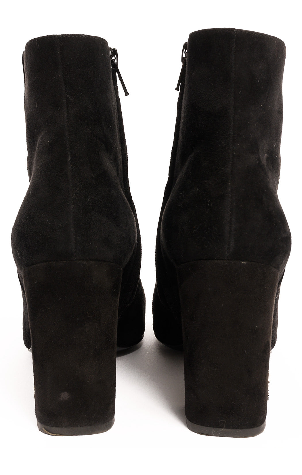 Back view of SAINT LAURENT  Boots