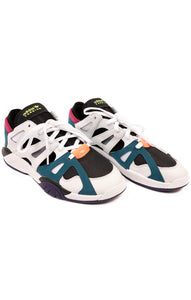 Multi colored Torsion dimension Lo tennis shoes