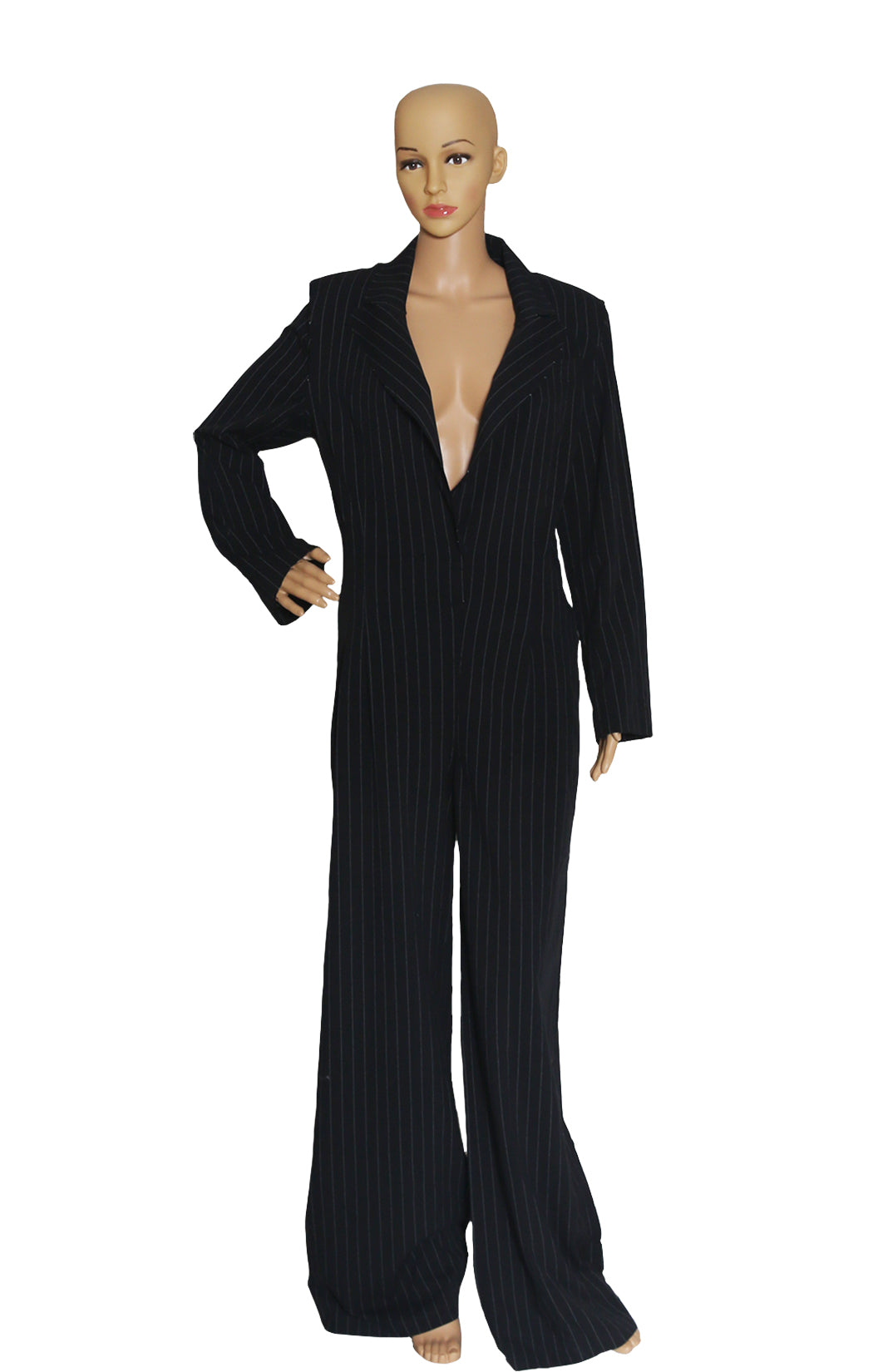 Front view of NORMA KAMALI Jumpsuit  Size: US 8