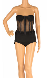 Front view of TOM FORD Corset Size: IT 36 (comparable to US extra small)