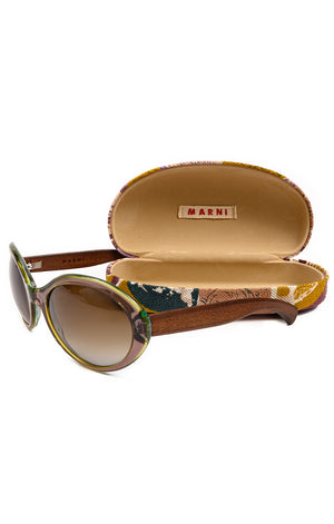 Side view of MARNI Sunglasses