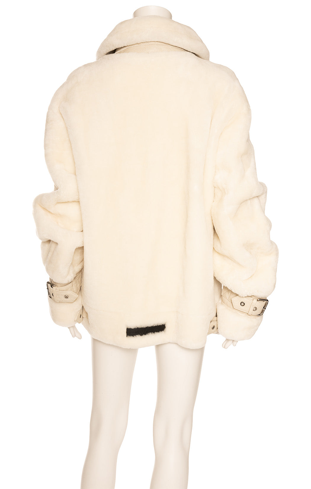 NICOLE BENISTI with tags  Shearling jacket Size: Medium