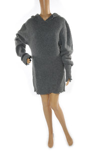 Front view of RtA Tunic Sweater Dress Size: No tags, fits like medium