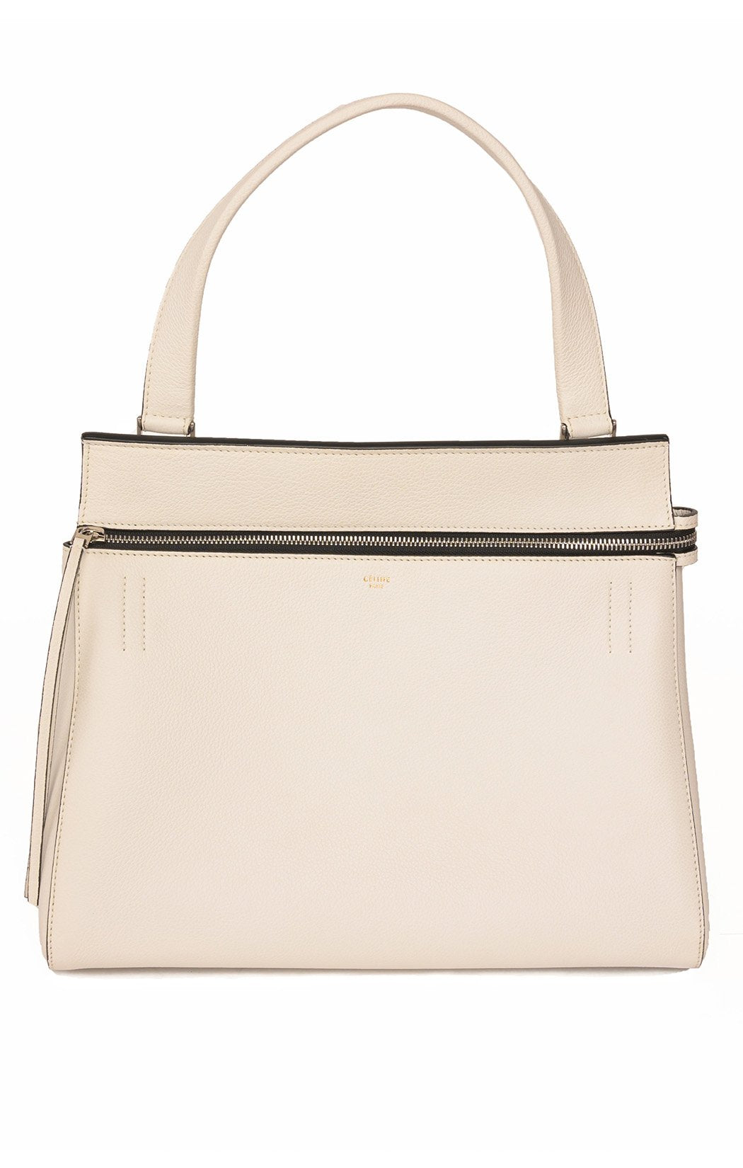 "Front view of CELINE with tags Handbag Size: 13"" W x 11"" H x 7"" D"