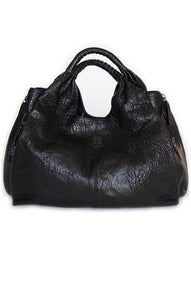 "Front view of GIVENCHY Handbag Size: 19.5"" (top handle to bottom) x 18"" x 7"""