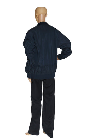 Back view of TOPMAN  Windbreaker