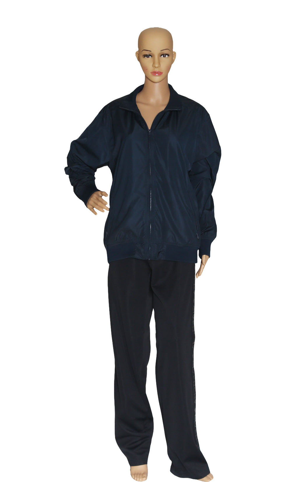 Front view of TOPMAN  Windbreaker