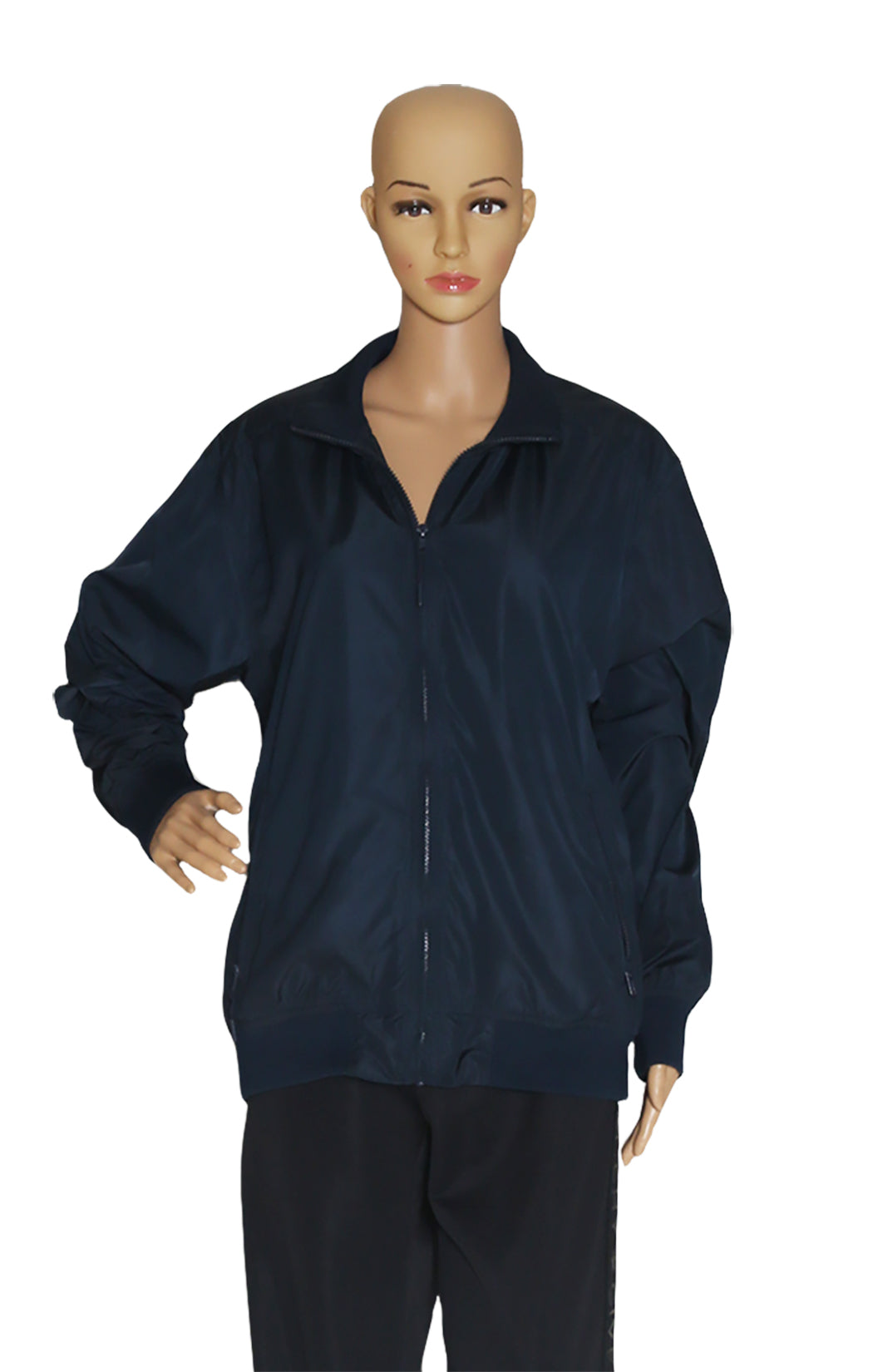 Closeup view of TOPMAN  Windbreaker  Size: Large