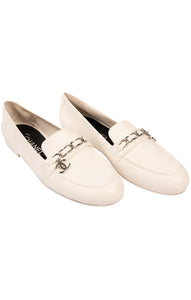 CHANEL with tags Loafers Size: 38/8