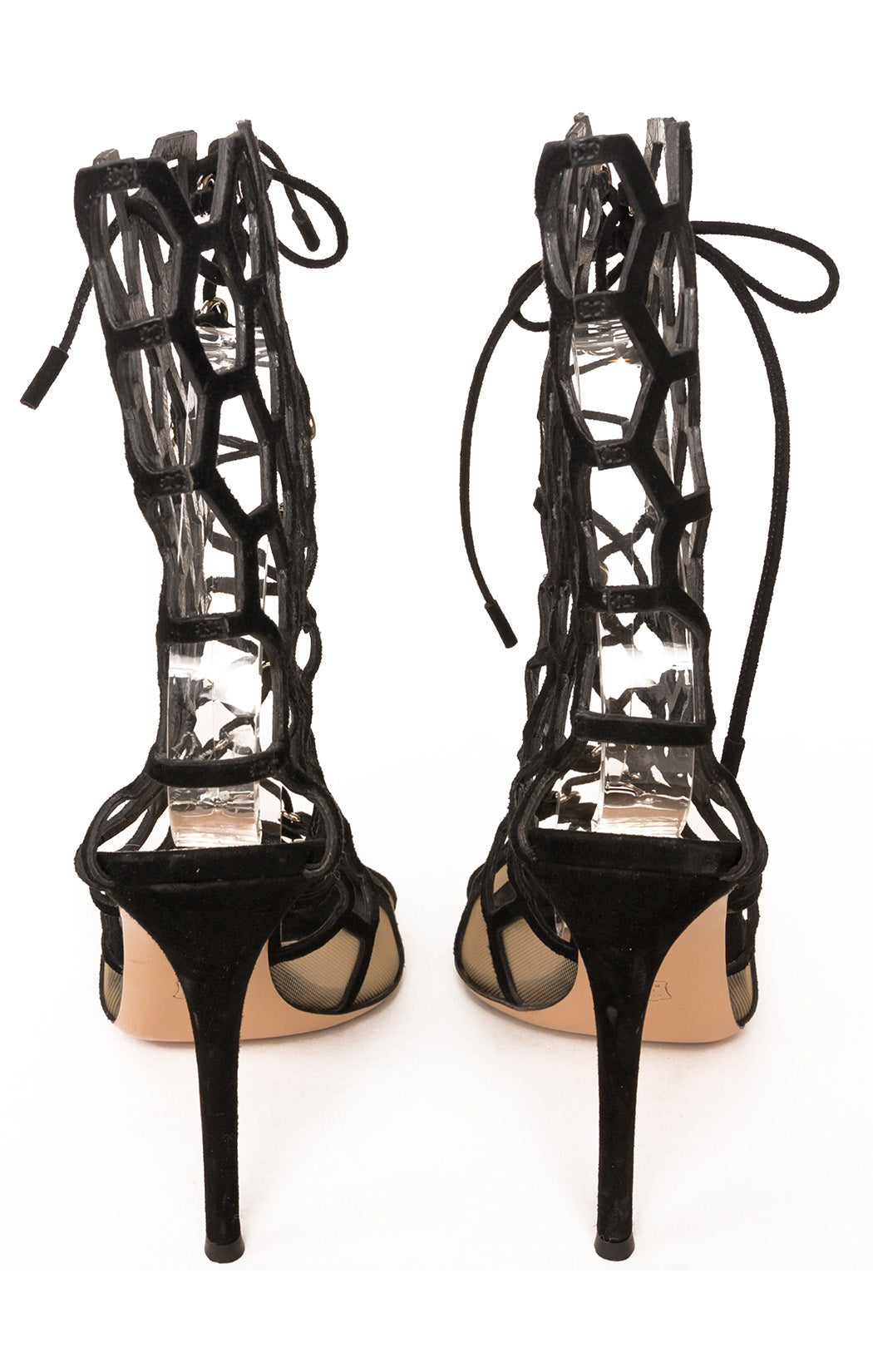 Back view of GIANVITO ROSSI  Sandals