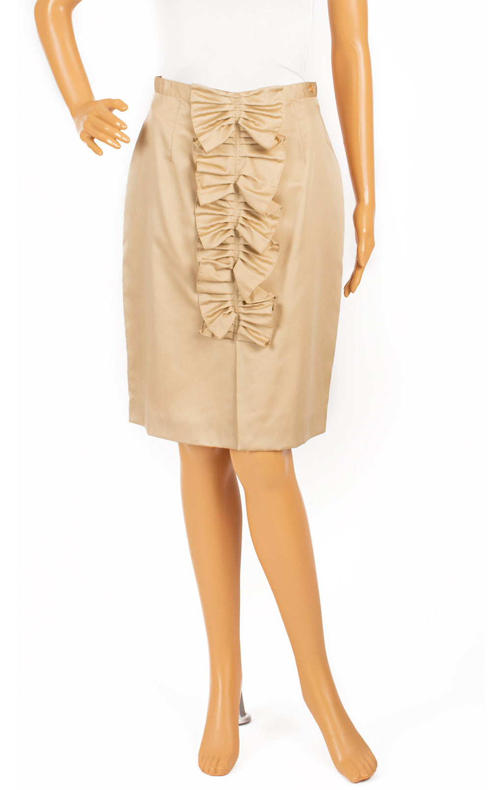 Front view of CH for Carolina Herrera Skirt Size: 4