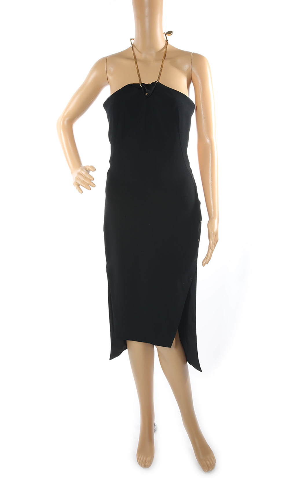 Front view of DEREK LAM for 10 CROSBY Dress with Tags Size: US 4