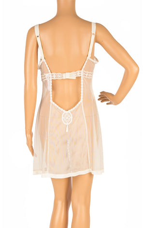 Back view of LA PERLA with tags Nightgown