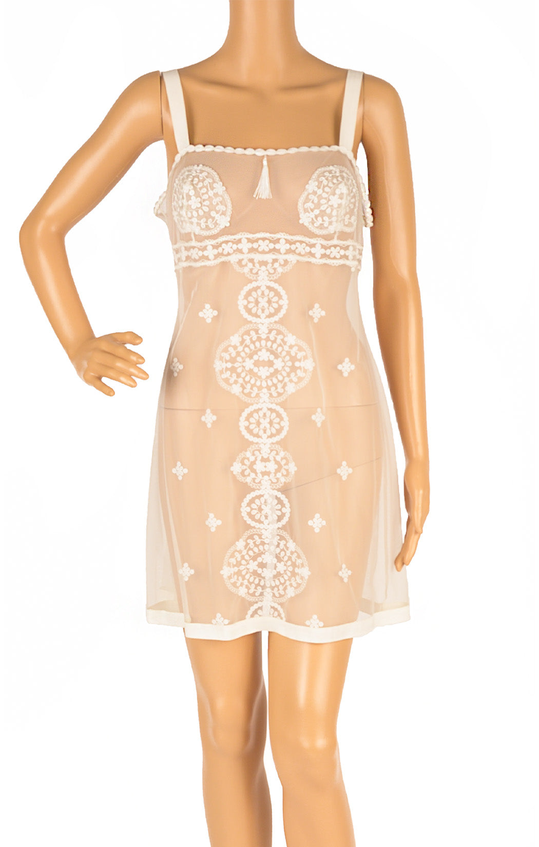 Front view of LA PERLA with tags Nightgown Size: Medium