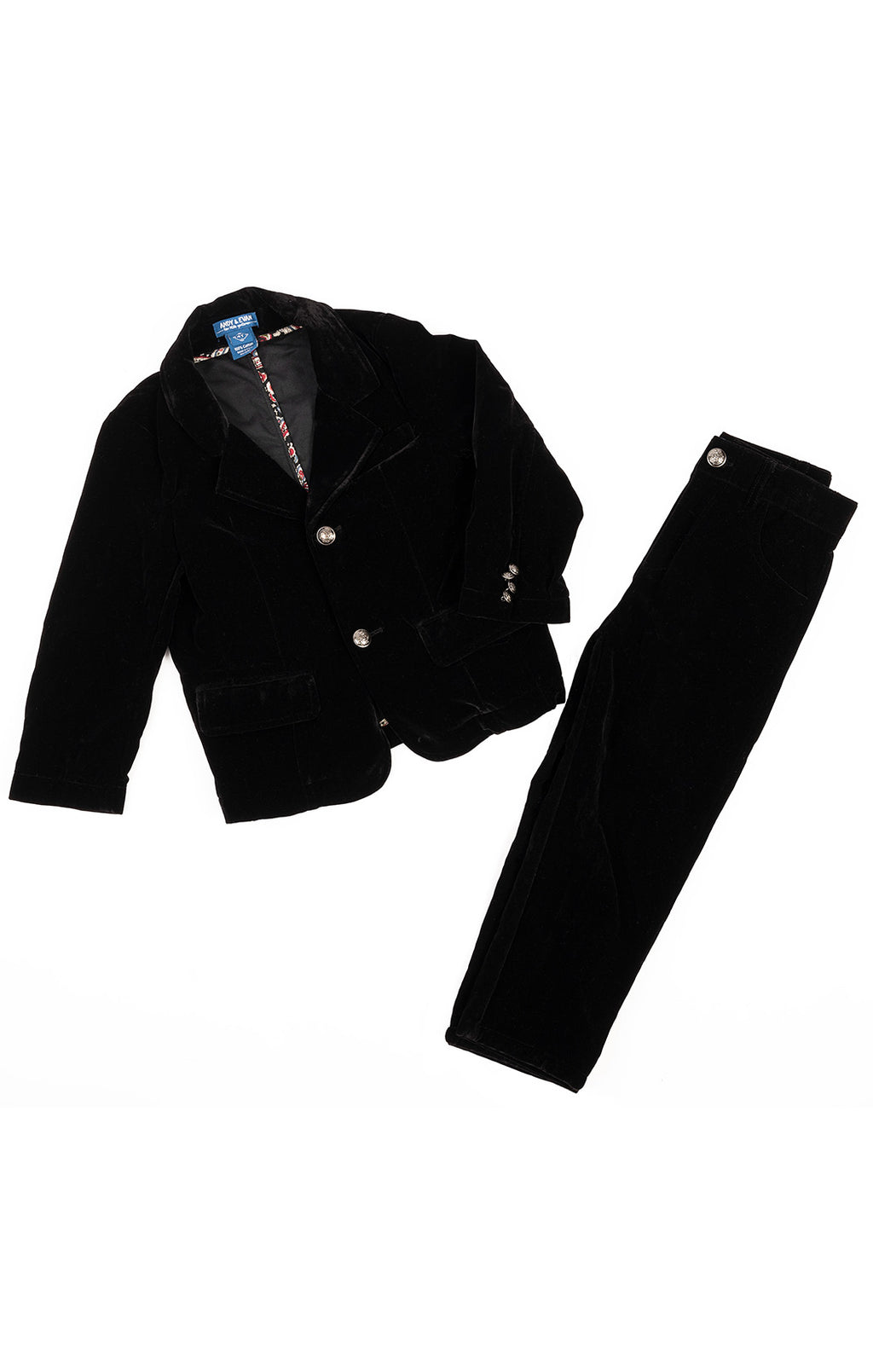 ANDY & EVAN Suit Size: 4 T