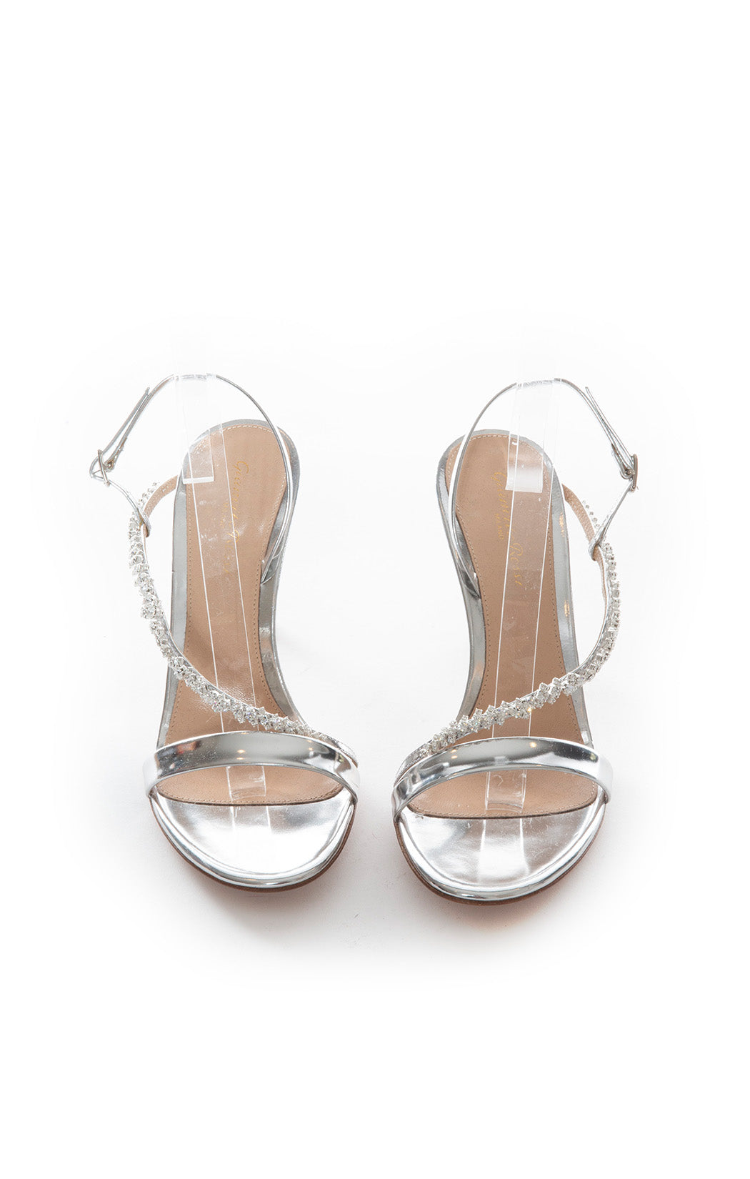 Front view of GIANVITTO ROSSI  Sandal Size: 8.5