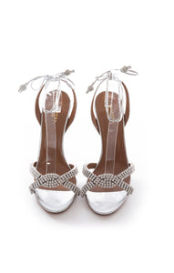 Front view of AQUAZZURA Sandal Size: 8