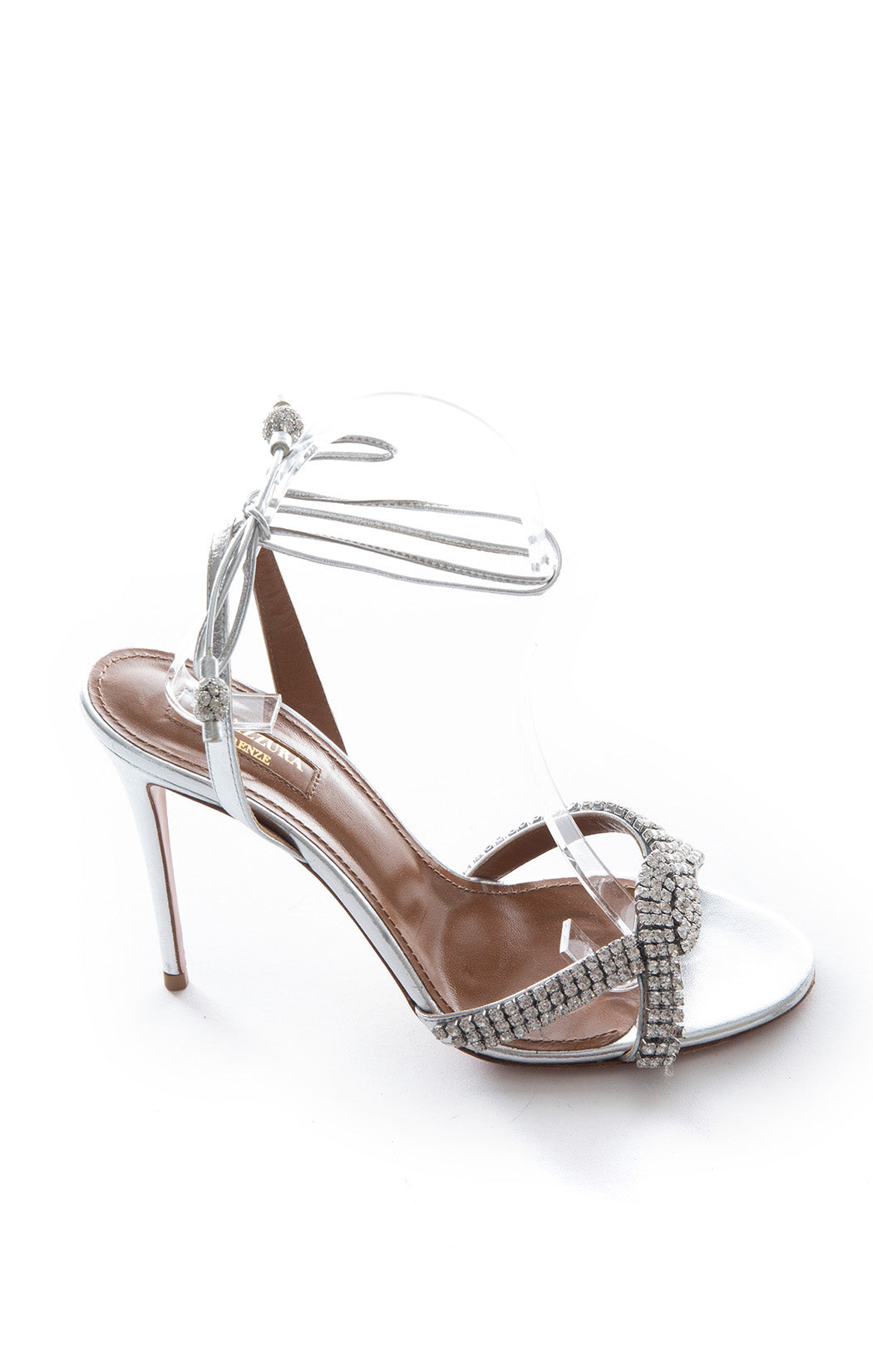 Side view of AQUAZZURA Sandal
