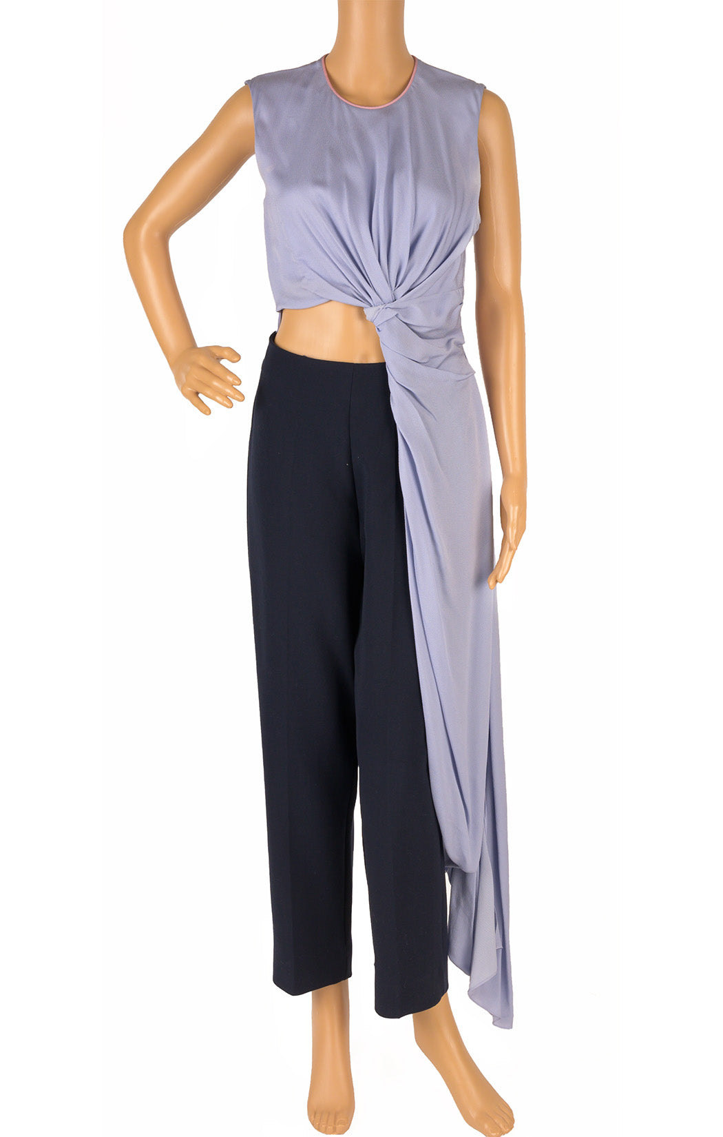 Front view of ROKSANDA Jumpsuit Size: UK 14 (comparable to US 10)