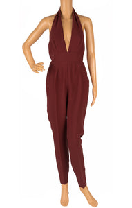 Front view of GUCCI Jumpsuit Size: IT 42 (comparable to US 6)