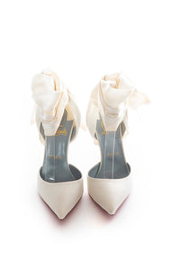 Front view of CHRISTIAN LOUBOUTIN Pump Size: 8.5