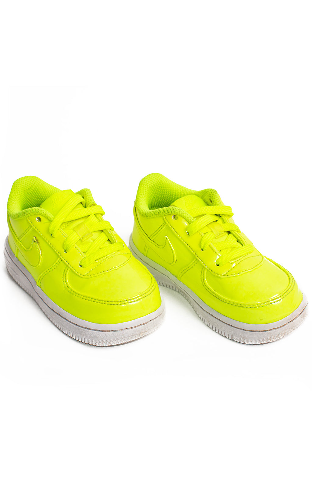 Front view of NIKE Tennis shoes Size: 8 children