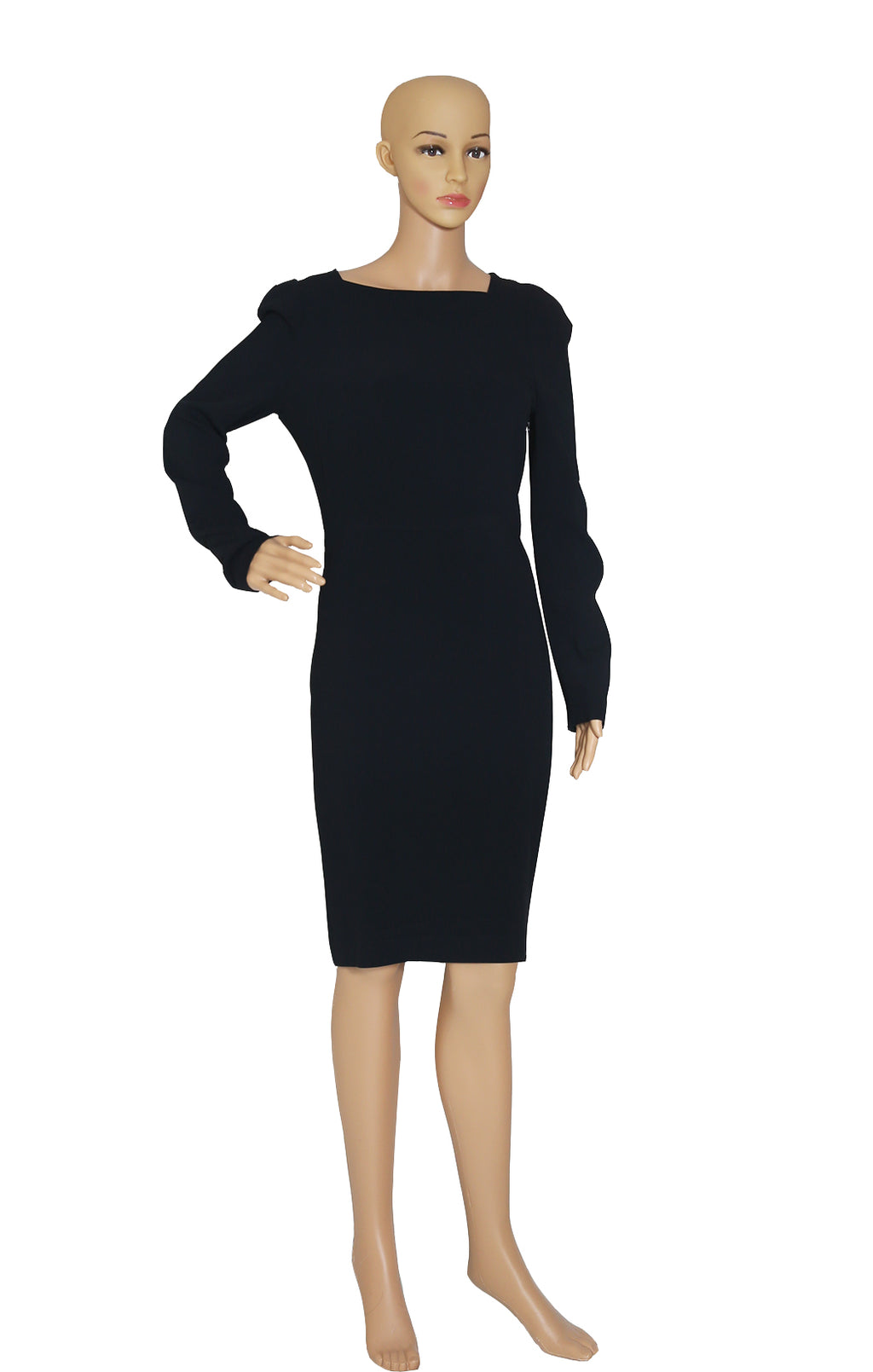 Front view of TOM FORD  Dress Size: No tags, fits like US 8