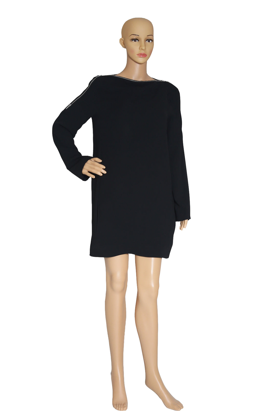 Front view of CELINE  Dress Size: FR 40 (US 8)