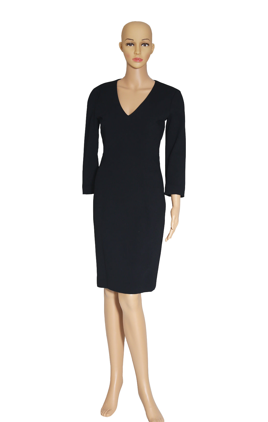 Front view of L'WREN SCOTT  Dress Size: IT 46 (US 10)