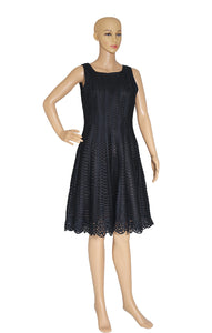Front view OSCAR DE LA RENTA Dress Size: US 8