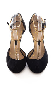 Front view of GUCCI Pump Size: 8