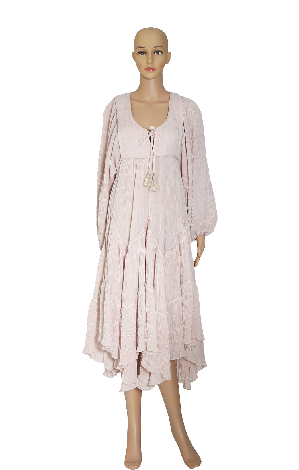 Front view ZIMMERMANN  Dress Size: 2 (comparable to US 8)