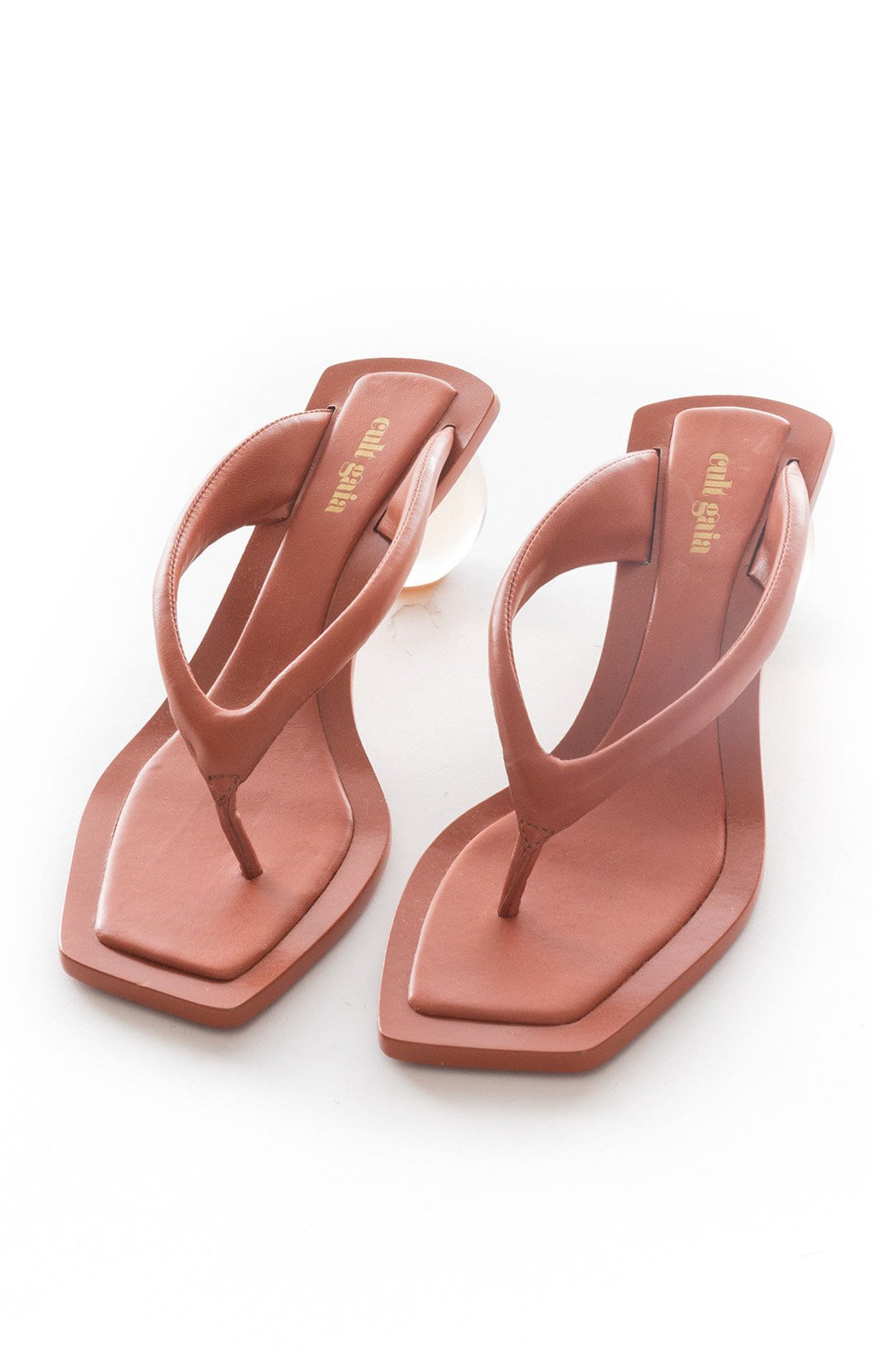 Front view of CULT GAIA Sandals Size: 8