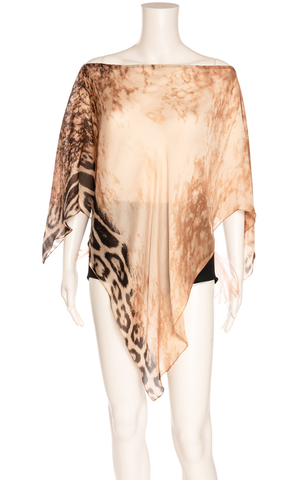 ROBERTO CAVALLI  Top Size: no size tags fits like medium