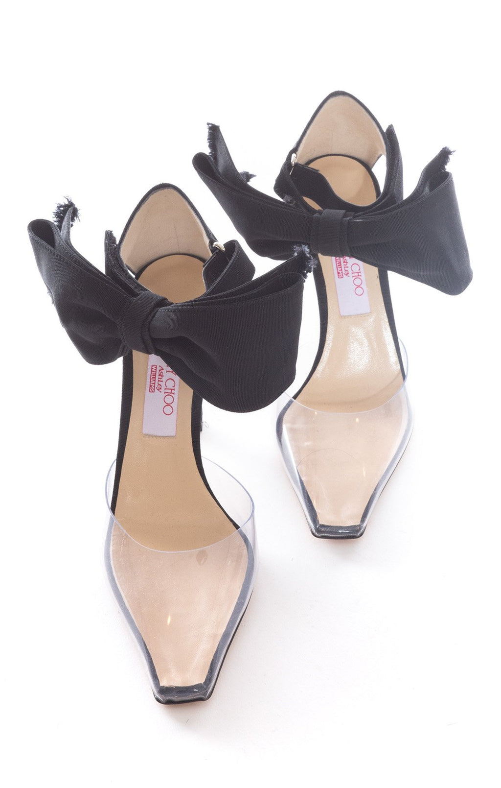 Front view of JIMMY CHOO for Ashley Williams Pump Size: 8