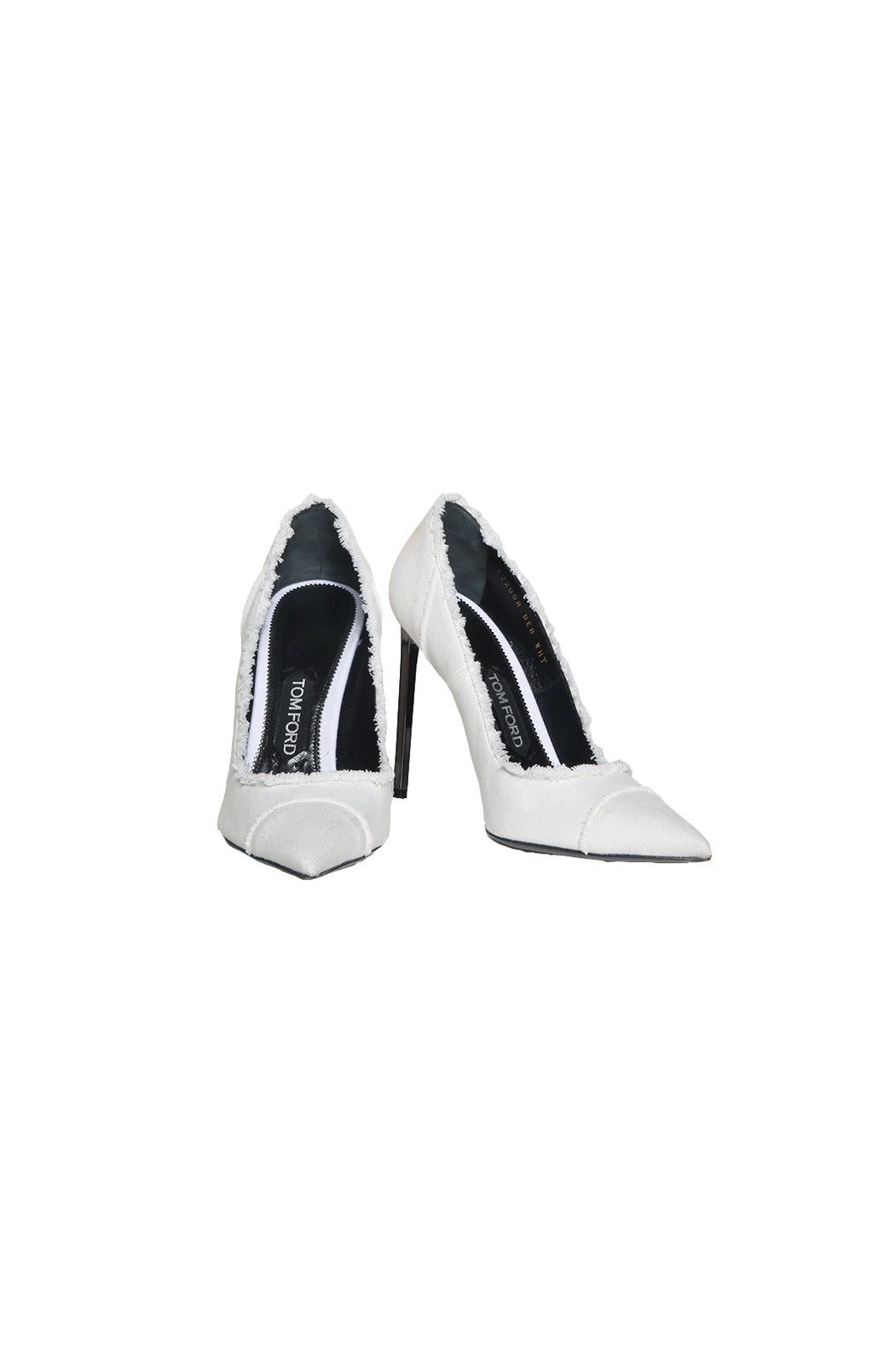Front view of TOM FORD  Pumps Size: 39 (US 9)