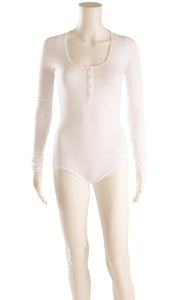 Front view of ALIX Bodysuit  Size: Small