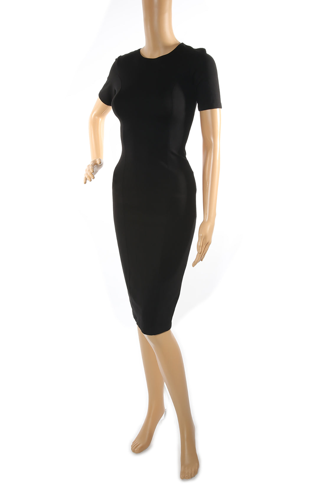 Front view of AMERICAN APPAREL  Dress Size: Small