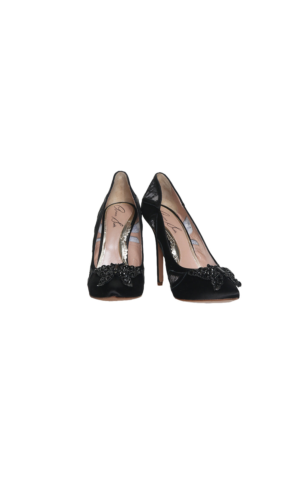 Front view of ARUNA SETH Pumps  Size: 39 (US 9)