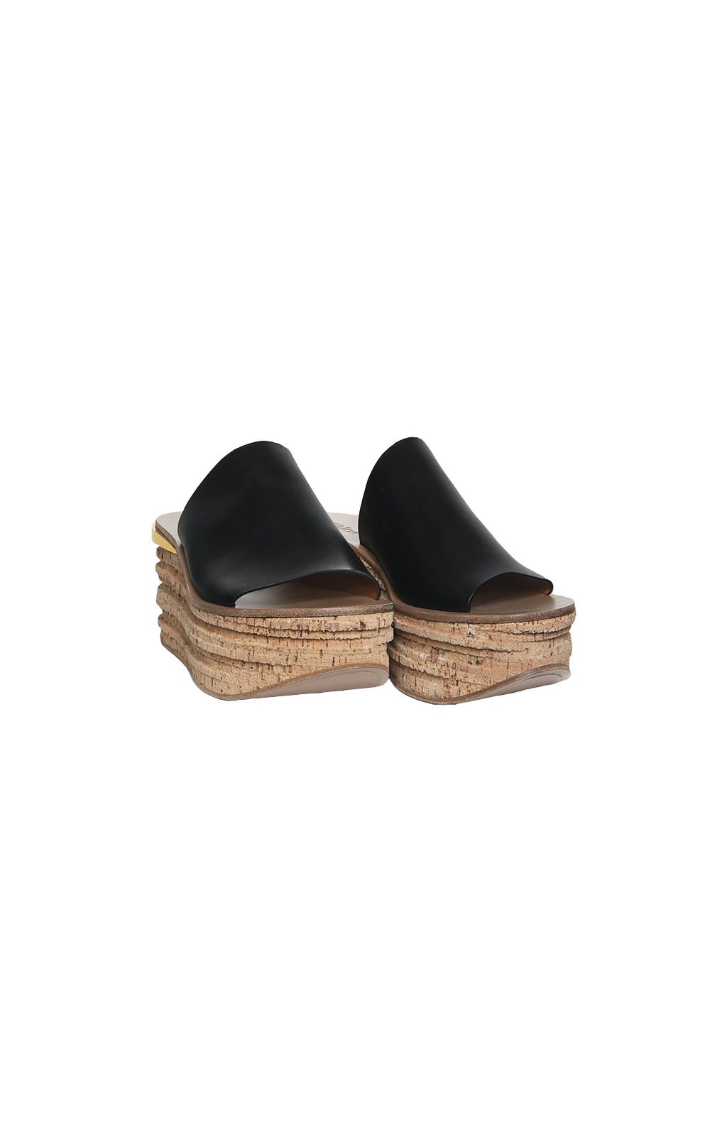 Front view of CHLOE  Wedges Size: 39 (US 9)